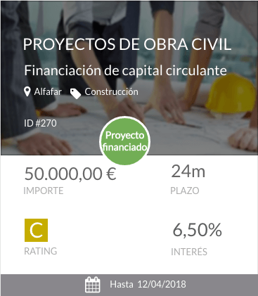 Proyectos de obra civil