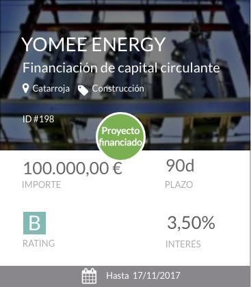 21. Yomee Energy